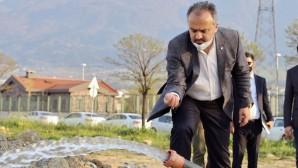 KURAKLIK BURSA'NIN SUYUNU TEHDİT EDİYOR