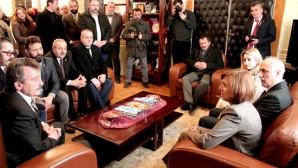 MHP GENEL BAŞKAN YARDIMCISI DEPBOYLU'DAN YENİŞEHİR ZİYARETİ