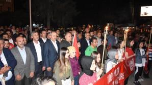 YENİŞEHİR'DE 19 MAYIS COŞKUSU