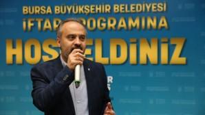BÜYÜKORHAN'DA İFTAR BEREKETİ