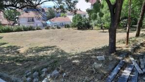 BABASULTAN PARKI'NDAKİ TEMİZLİK ÇALIŞMASI TAMAMLANDI