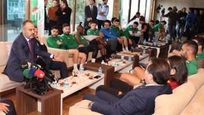 Bursaspor için güçbirliği