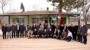 Yenişehir Belediyesi'nin Sabah Sohbetleri sürüyor