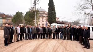 Yenişehir Belediyesi halkın hayatını kolaylaştırmak için çalışmalarını sürdürüyor