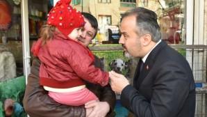 Başkan Aktaş'ın Bursa aşkı