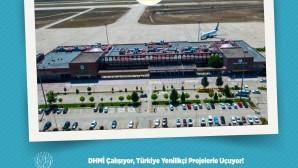 """Yenişehir Havalimanı """"İnovasyon Havalimanı"""" ilan edildi"""