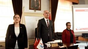 Yenişehir Belediye Meclisi, Aydın başkanlığında toplandı