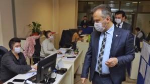 """""""1500 personelle Bursa'nın hizmetindeyiz"""""""