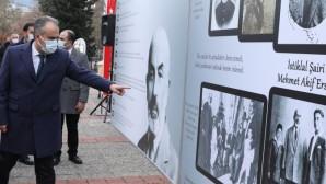 MİLLİ ŞAİR MEHMET ÂKİF BURSA'DA ANILDI
